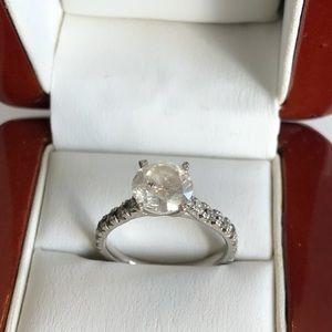 Diamond Ring 1.25 carats